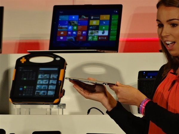 Tablet Windows 8 Berukuran Mini Bakal Makin Ngetrend
