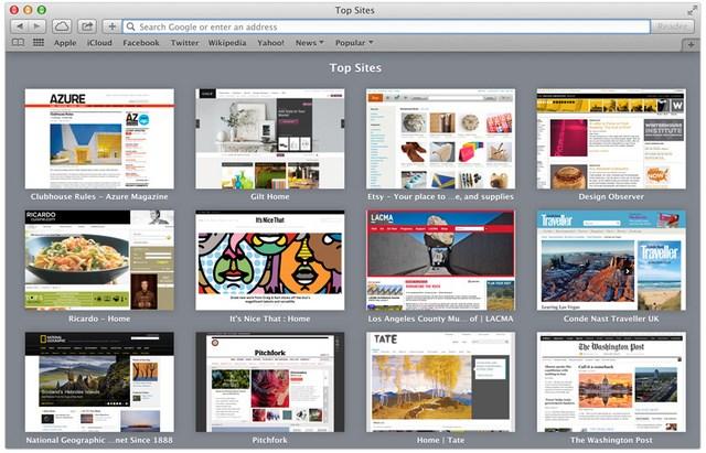 Inilah OS X Mavericks: Sistem Operasi Terbaru Buatan Apple