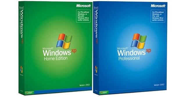 Apa Perbedaan Windows XP Home dan Windows XP Proffesional?