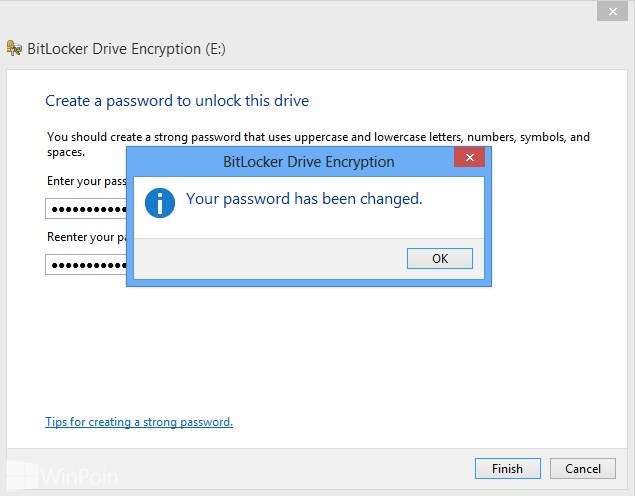 Cara Reset Password BitLocker di Windows 8