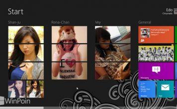 Review Aplikasi Custom Tile Maker Windows 8: Aplikasi Live Tile Photo Gallery