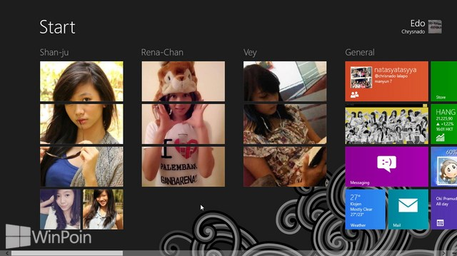 Review Aplikasi Custom Tile Maker Windows 8: Aplikasi Live Tile Photo Gallery