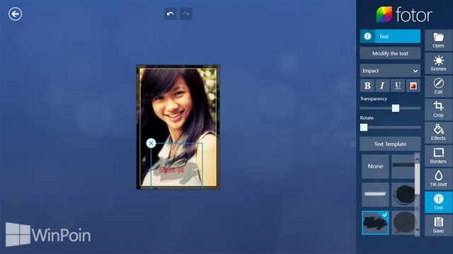 Review Aplikasi Fotor Windows 8: Aplikasi Editing Foto yang Kaya Fitur