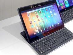 Samsung ATIV Q: Tablet Hybrid Windows 8 + Android Beresolusi Super Tinggi