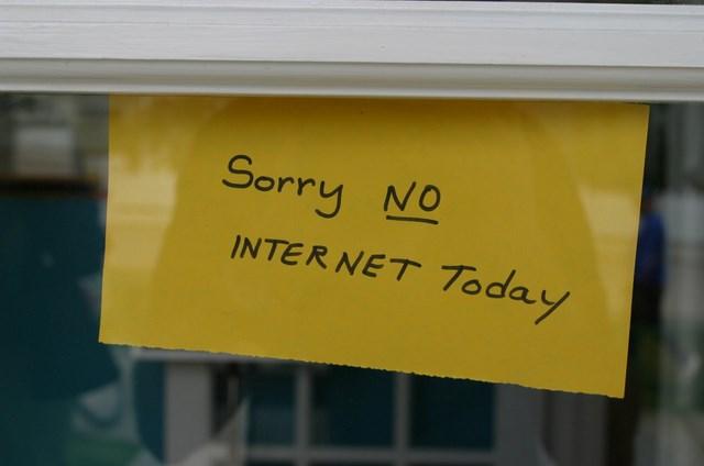 Koneksi Internet Speedy Hari Ini Macet Total
