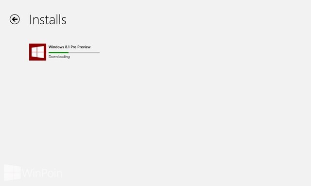 Cara Menginstall Windows 8.1 Preview via Windows Store
