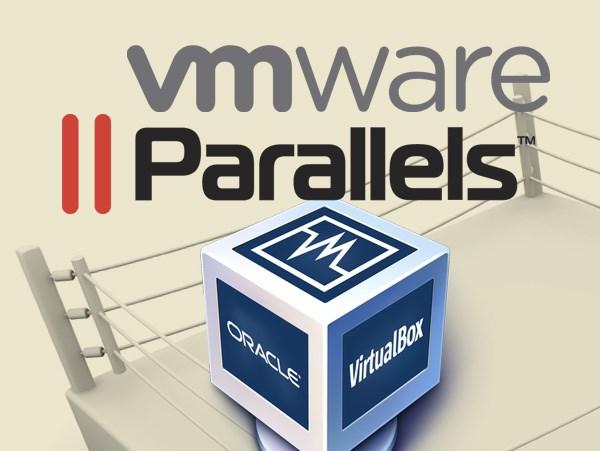 Apa Perbedaan Virtualbox dan VMware Player??