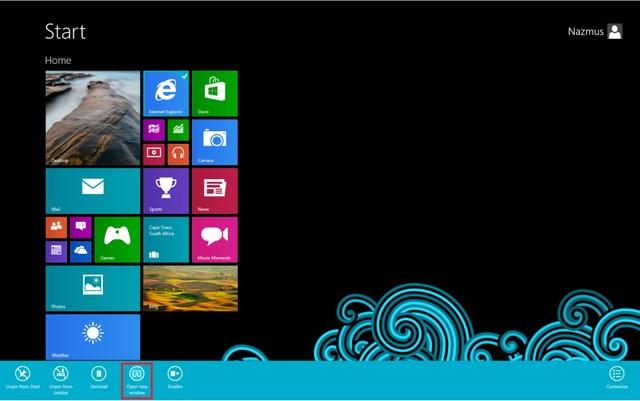 Beberapa Fitur Baru Windows 8.1 Berhasil Ditemukan Lagi dari versi Leaked-nya