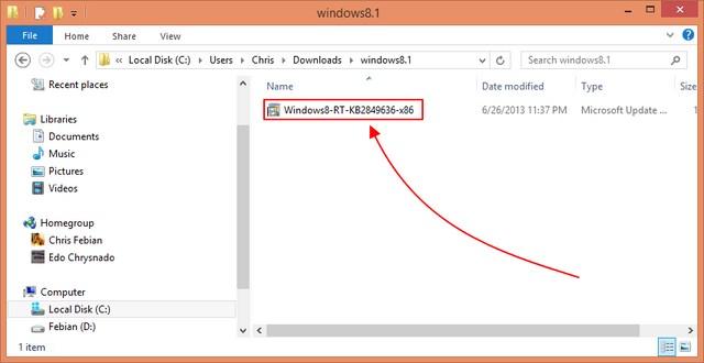 Download Windows 8.1 Preview via Windows Store!