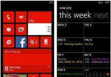 Inilah Tampilan Windows Phone 8.1 yang Bocor ke Publik