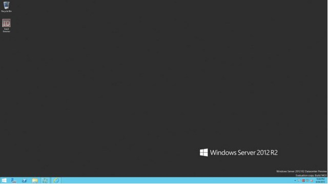 Tombol Start Windows 8.1 Muncul di Windows Server 2012 R2