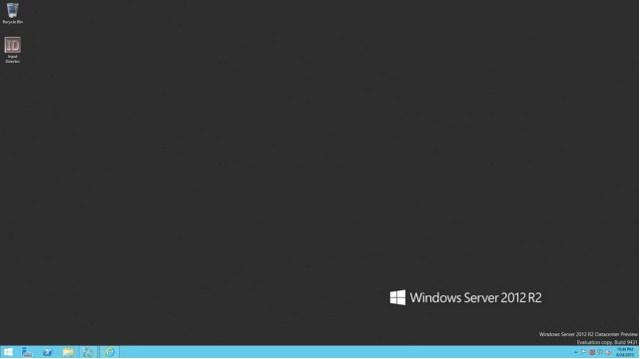 Tombol Start Windows 8.1 Muncul di Windows Server 2012 R2