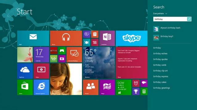 3TB Data Diupload Pengguna Windows 8.1 ke SkyDrive Setiap Harinya
