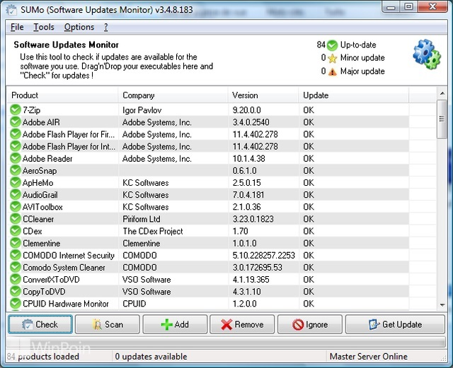 Download Software SUMo Untuk Windows
