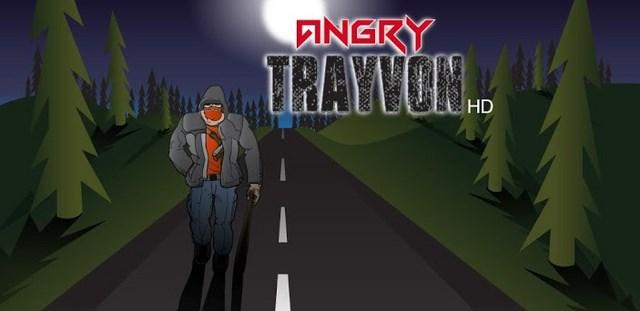 """Developer """"Gila"""" Dihujat Karena Membuat Game Angry Trayvon"""