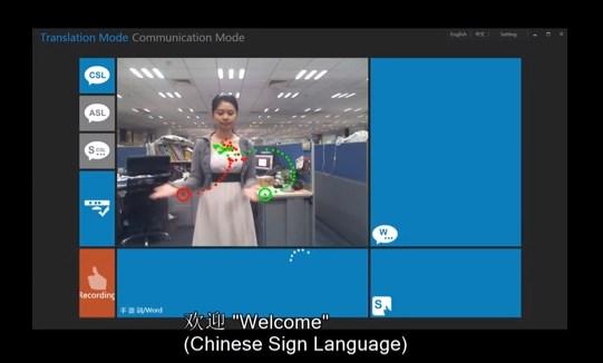 Bahasa Isyarat Kini Bisa Diterjemahkan Menggunakan Microsoft Kinect