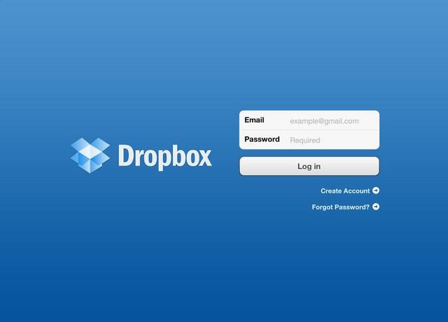Whew..Aplikasi Dropbox Menyedot Baterai dengan Ganas!