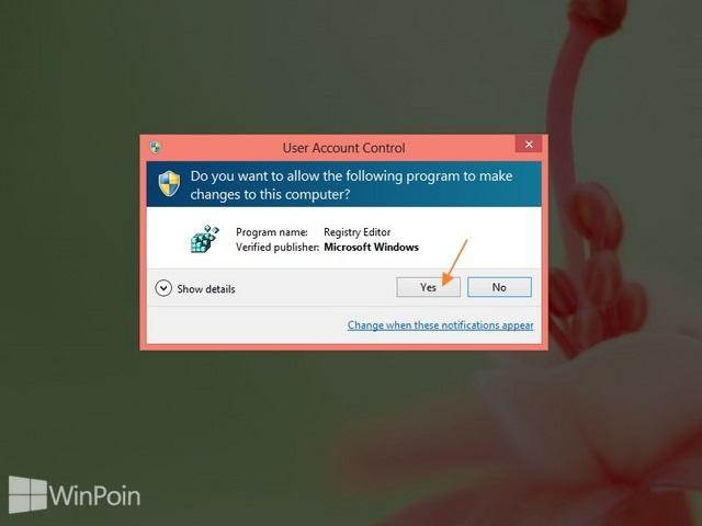 Cara Mematikan Akses Control Panel dan PC Settings di Windows 8