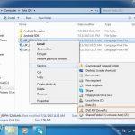 Cara Mematikan dan Mengaktifkan Fitur Burning CD atau DVD Windows 7