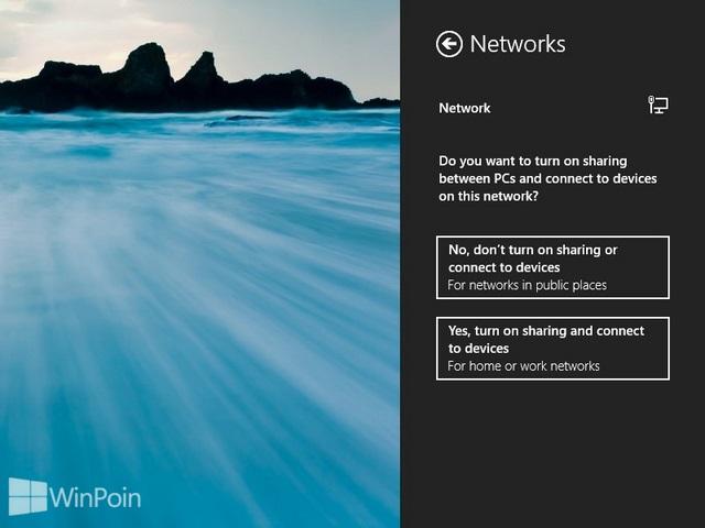 Cara Mengatur Network Menjadi Public atau Private di Windows 8