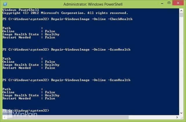 Cara Memperbaiki Komponen Windows yang Corrupt di Windows 8