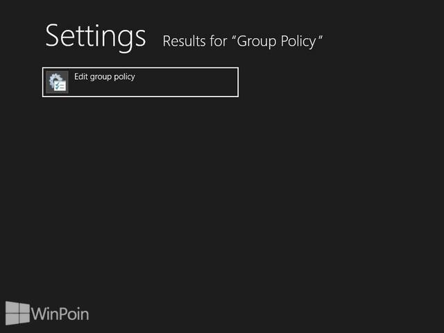 Cara Mematikan dan Mengaktifkan Notifikasi Toast di Windows 8