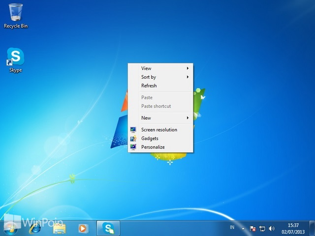 Cara Mengatur Resolusi Monitor di Windows 7