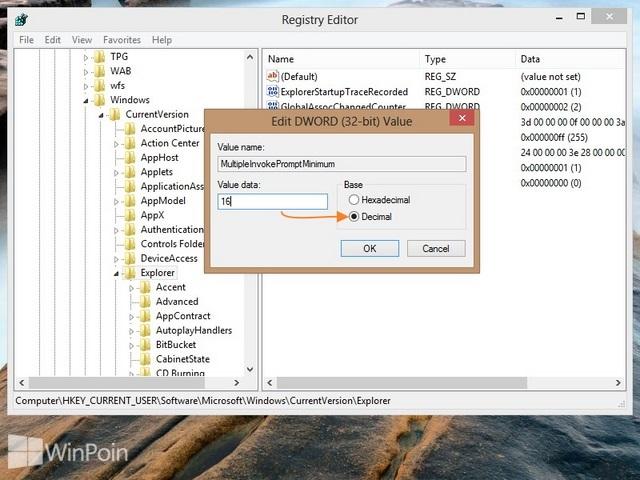 Cara Mengembalikan Konteks Menu yang Hilang dari Klik Kanan Windows