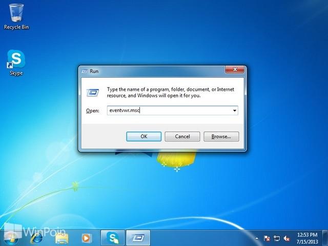 Cara Melihat Kapan Waktu Terakhir Shutdown Komputer di Windows