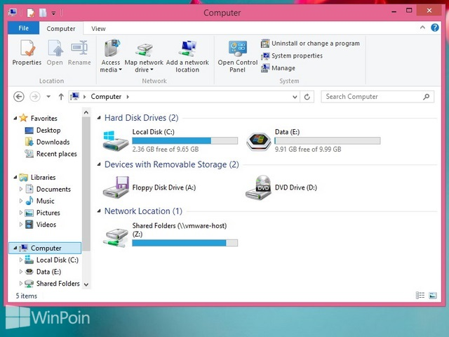 Cara Mengganti Icon Drive di Windows