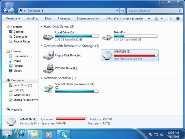 Cara Mengganti Icon Flashdisk Windows