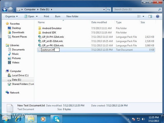 Cara Mengganti Nama Drive di Windows