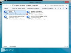 Cara Mengganti Nama Network Connection di Windows 8