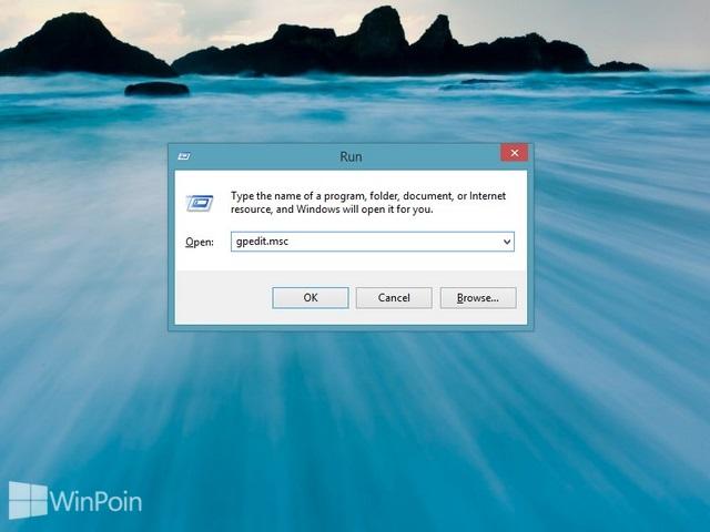 Cara Menghilangkan Animasi Pertama saat Membuat Akun Baru di Windows 8