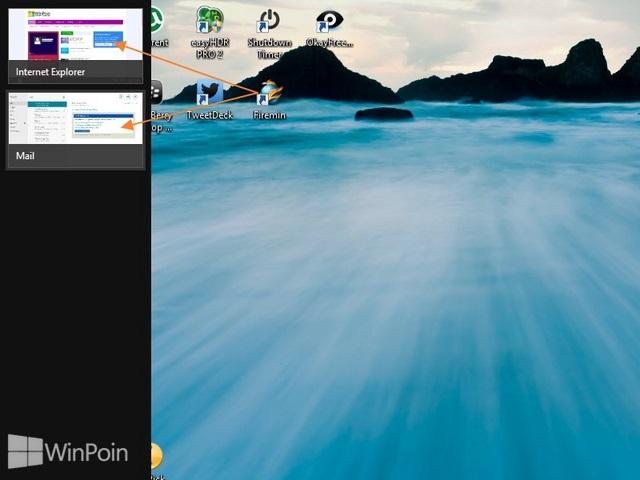 Cara Multitasking Aplikasi Metro di Windows 8