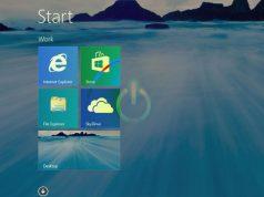 Cara Lock, Log off, Restart, Shut Down, dan Switch User di Windows 8