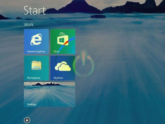 Cara Lock, Log off, Restart, Shut Down, dan Switch User di Windows 8