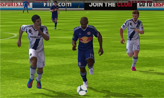 FIFA 13 Hadir di Windows Phone 8!
