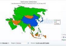 Firefox Masih Berkuasa di Indonesia, Kenapa??