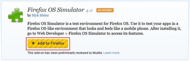 Ingin Mencoba Firefox OS? Gunakan Simulator Ini