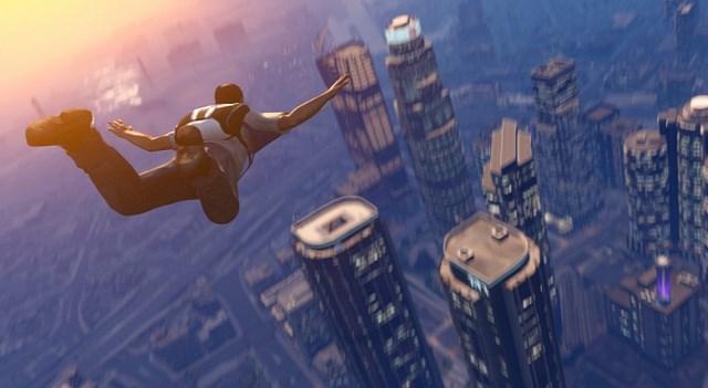 Inilah Trailer Pertama Grand Theft Auto V