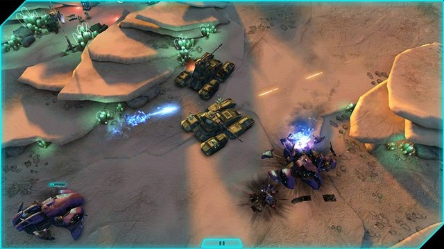 Halo: Spartan Assault untuk Windows 8 dan Windows Phone 8 Dirilis