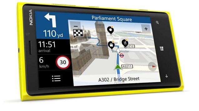 Aplikasi Navigasi Nokia HERE Drive Kini Bisa Digunakan Di Semua Windows Phone 8