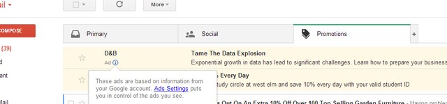 Setelah Update Kemarin, Iklan Gmail Kini Disamarkan Seperti Email