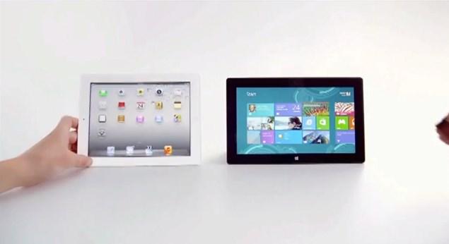 Video Surface Mengalahkan iPad Dirilis Lagi