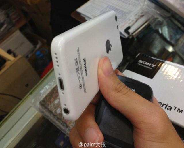 Inilah Beberapa Foto dan Video iPhone versi Murah (iPhone 5C)