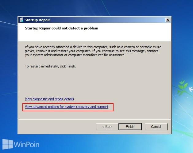 Cara Memperbaiki MBR (Master Boot Record) di Windows 7