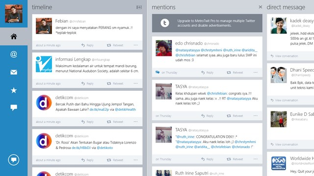MetroTwit untuk Windows 8 Mengalami Upgrade Mayor