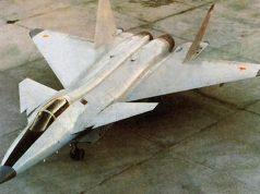 Wow..Prototipe Jet Tempur Rusia Terlihat di Bing Maps!