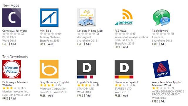 Microsoft Office dan SharePoint Store Ekspansi Ke 22 Negara, Indonesia?